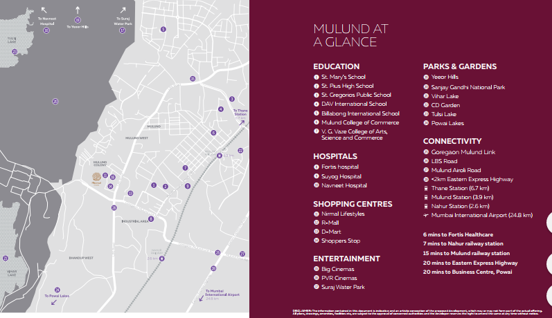 MULUND AT A GLANCE