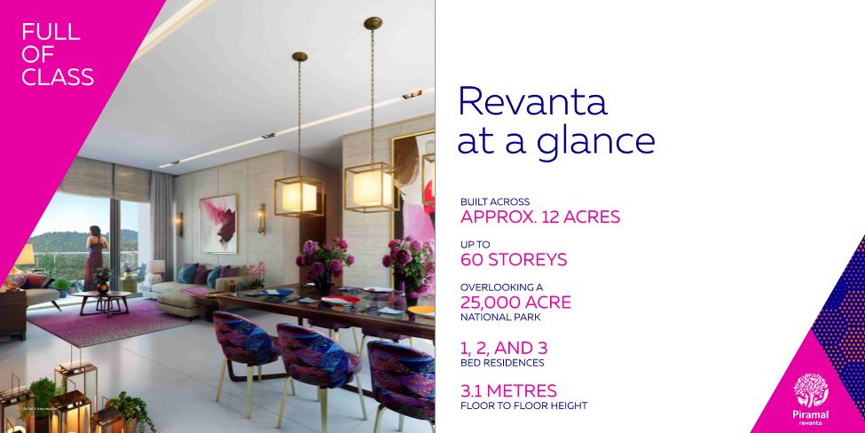 PIRAMAL MULUND REVANTA CALL 9958959555